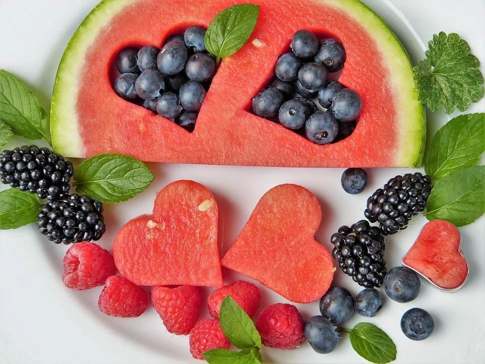 Jezte zdravěji, budete hubenější