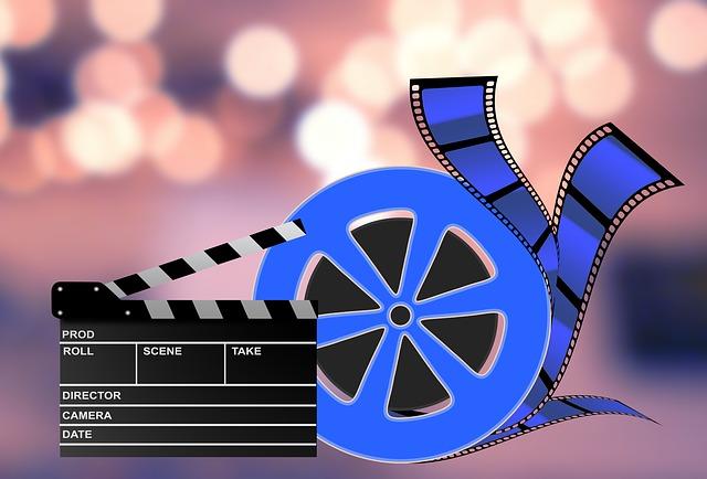 Natáčení prvních filmů