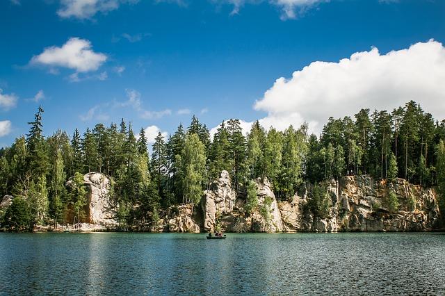Krásná příroda, turistické cesty – ideální lokalita pro vaši dovolenou