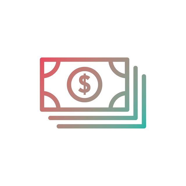 ikona financí