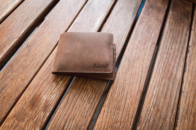 odložená peněženka